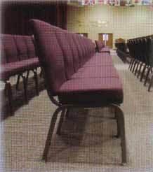 church sanctuary chairs. QUALITY Our Quality Control Department Is Autonomous And Independent Of Manufacturing, Reporting Only To Upper Management. This Independence Allows Them The Church Sanctuary Chairs