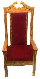 Pulpit Side Chair